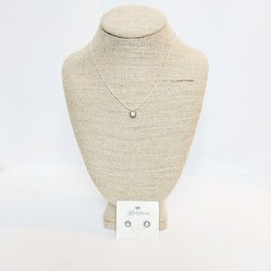 Brighton Twinkle Set Necklace & Matching Earrings